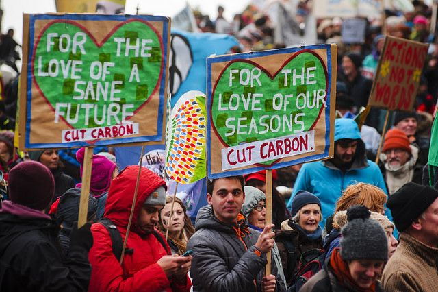 Global Climate Strike and Week of Action