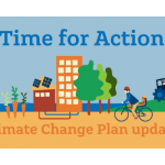 Time for Action Climate Change Plan update